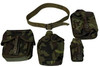 Czech Army 5 Piece M95 Camo Harness Set from Hessen Antique