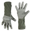 Mil-Tec Nomex Gauntlet Style Padded Knuckle Gloves from Hessen Antique