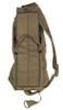 MIL-TEC 'Tanker' Style Single Strap Sling Pack from Hessen Tactical.
