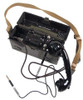 Polish Military Field Phone With Strap from Hessen Antique
