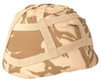 British Desert Camo Field Helmet Coverfrom Hessen Surplus