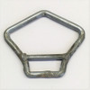 Leather Harness Connector coupling Ring from Hessen Antique