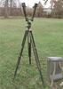 Hungarian Artillery Range Finder With Tripod
