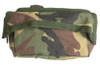 Dutch Camo MOLLE Style Pouch With Zipper from Hessen Antique