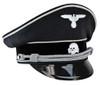 Allgemeine SS Officer Visor Cap from Hessen Antique