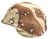 USGI Six Color Desert PASGT Helmet Cover
