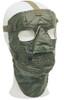 USGI OD Cold Weather Face Mask from Hessen Antique