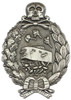 Imperial German Army Tank Badge from Hessen Antique