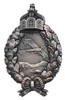 Imperial German Pilot Badge from Hessen Antique
