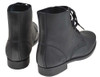 Black Low Boots with hobnails w/ Heavy Duty Soles from Hessen Antique