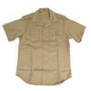 US Army Khaki Short Sleeve Shirt