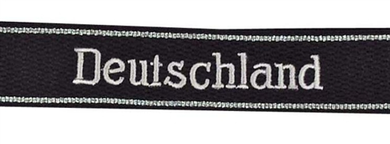 Waffen SS Cuff Titles