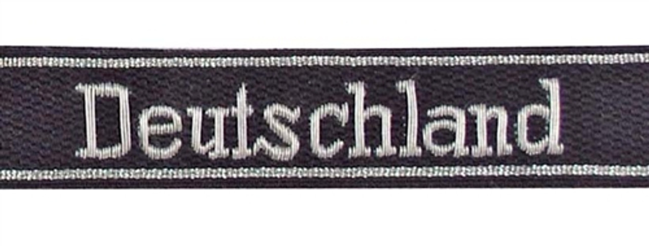 Officer Cuff Titles