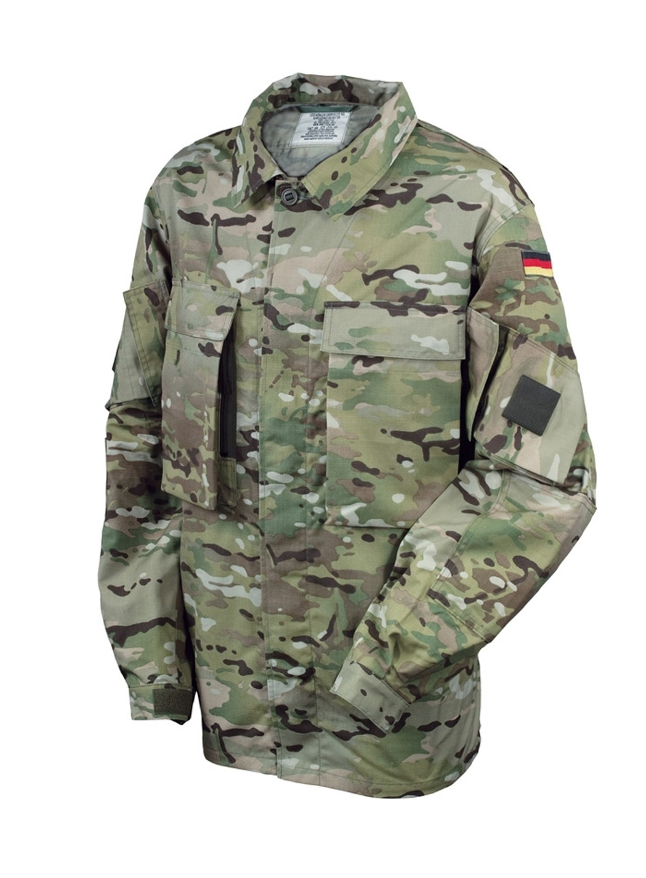 KSK Combat Blouse - Multicam from Hessen Antique