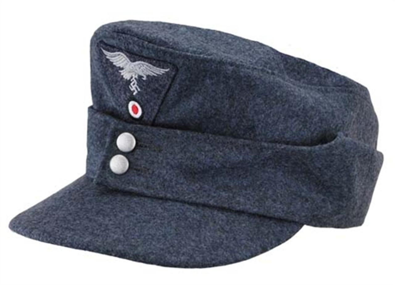 Luftwaffe Enlisted M43 Field cap from Hessen Antique