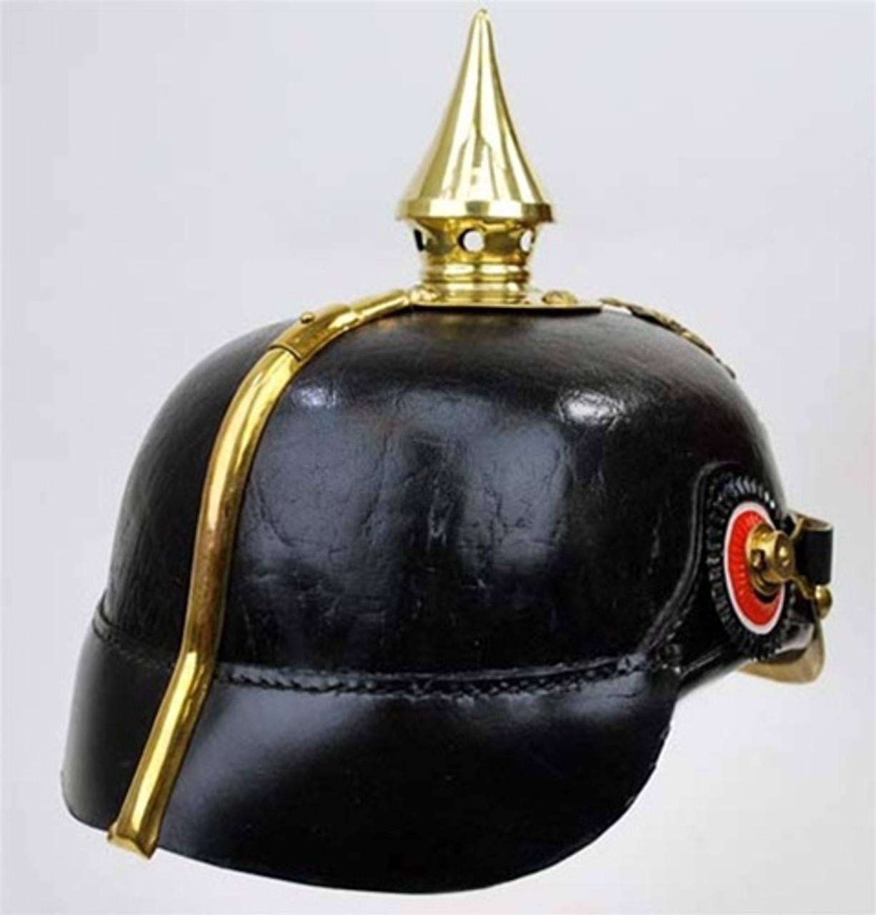 Baden Pickelhaube (Spiked Helmet) from Hessen Antique