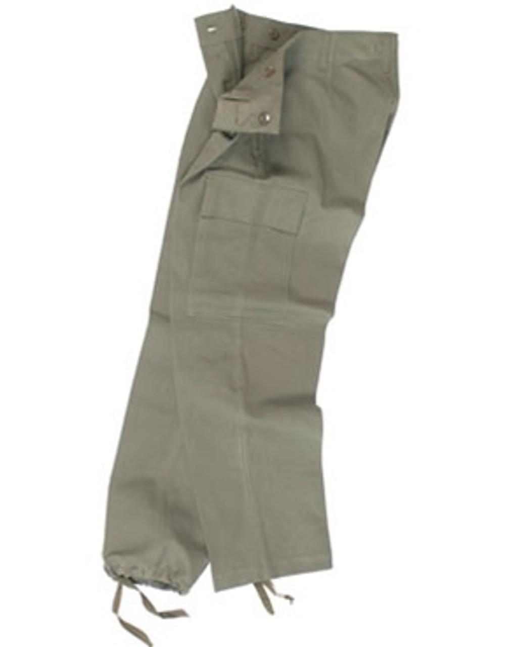 Bundeswehr Moleskin Trousers from Hessen Antique