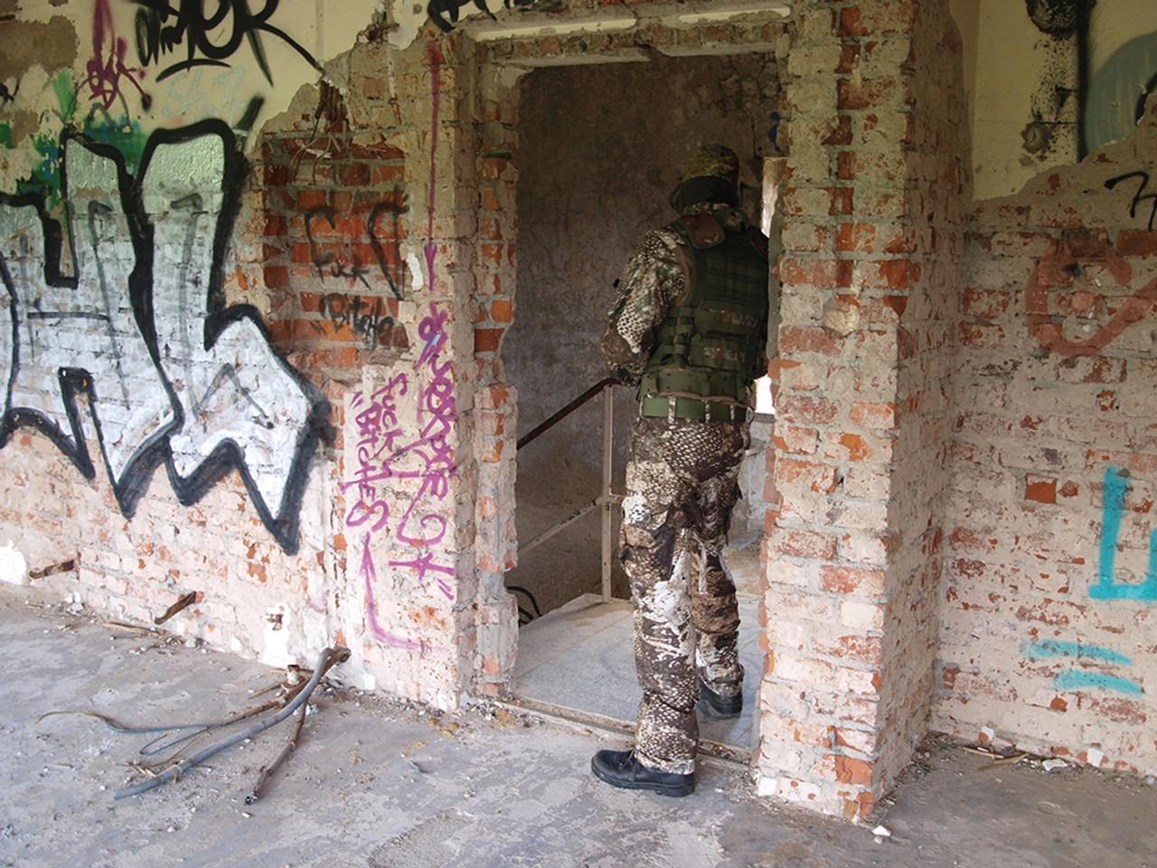 PHANTOMLEAF WASP.II.Z4 Commando Field Blouse from Hessen Antique