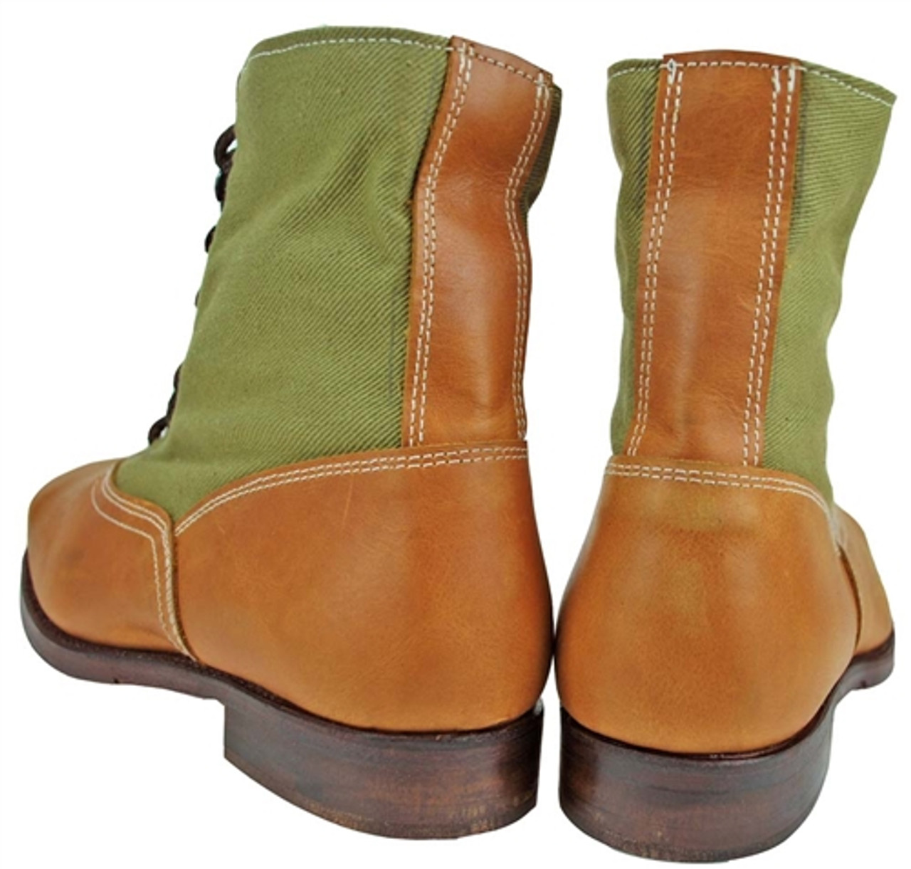 DAK Tropical Low Boots from Hessen Antique