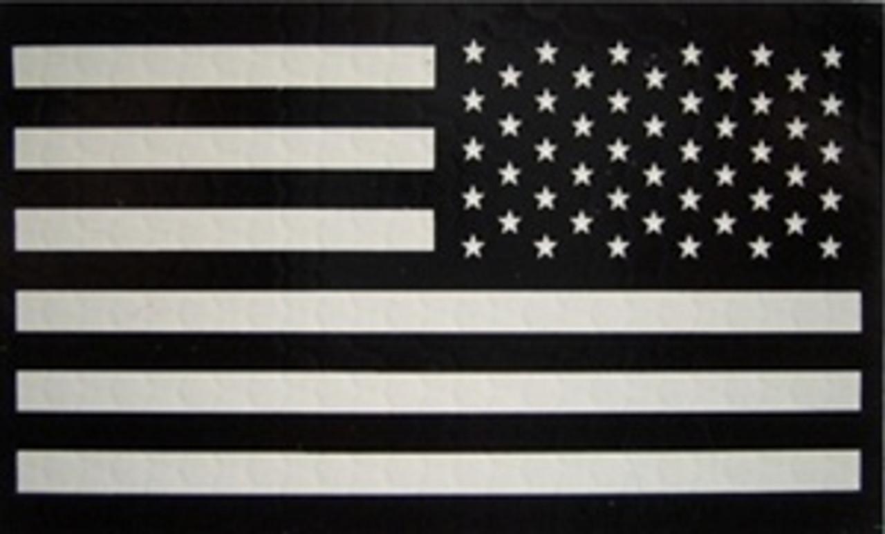IR Reverse American Flag Insignia from Hessen Antique