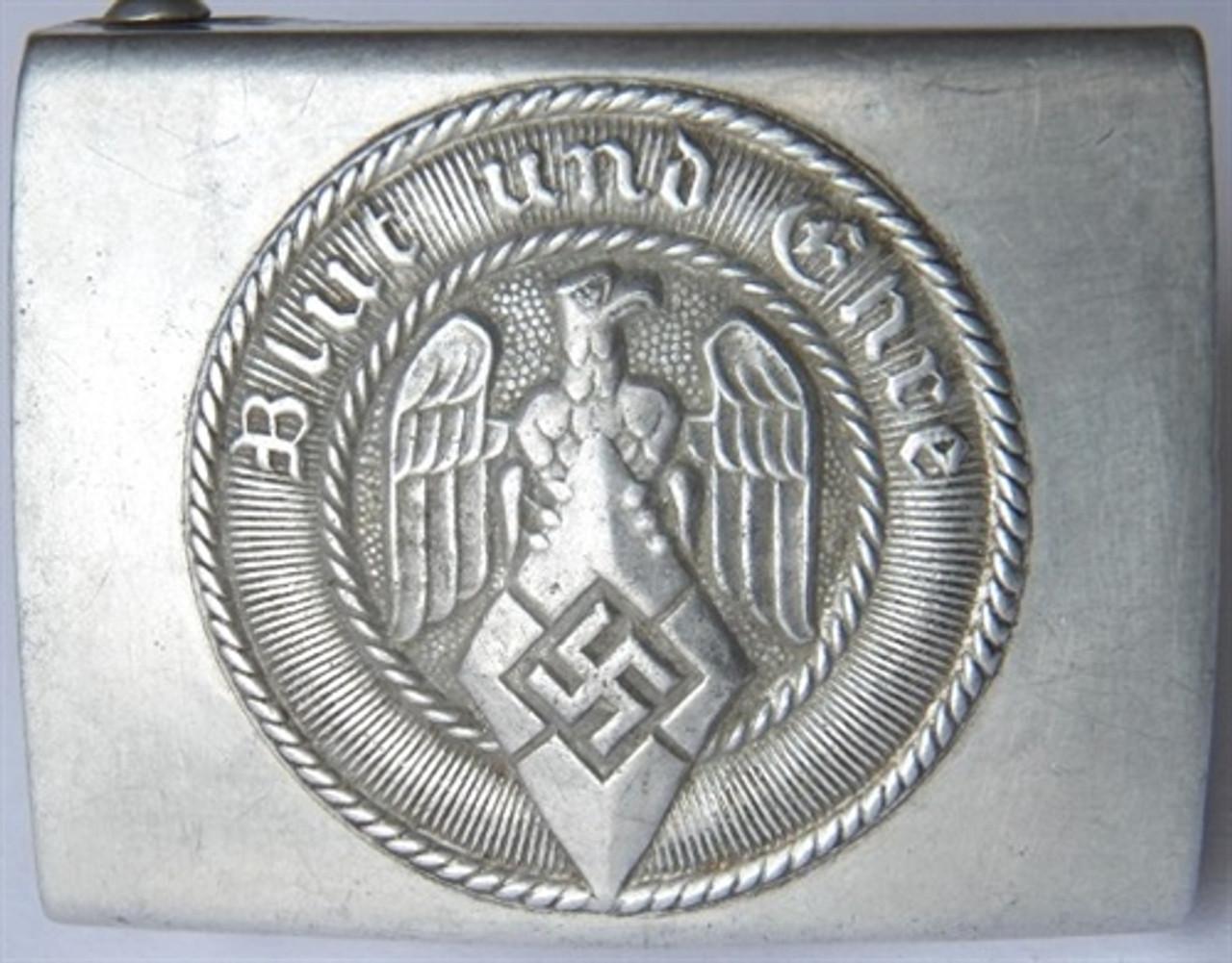 Luftwaffe Belt Buckle from Hessen Antique