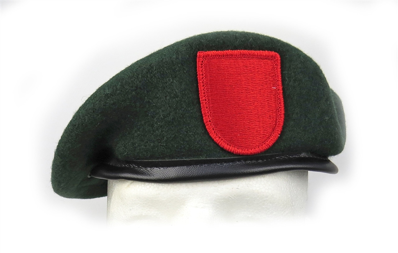7th SF Group Green Beret from Hessen Antique