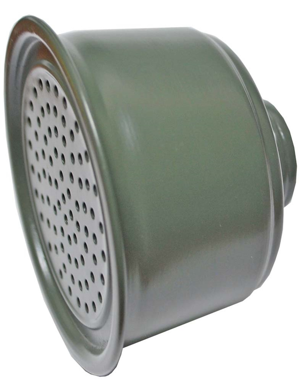 1915 Gas Mask Filter from Hessen Antique