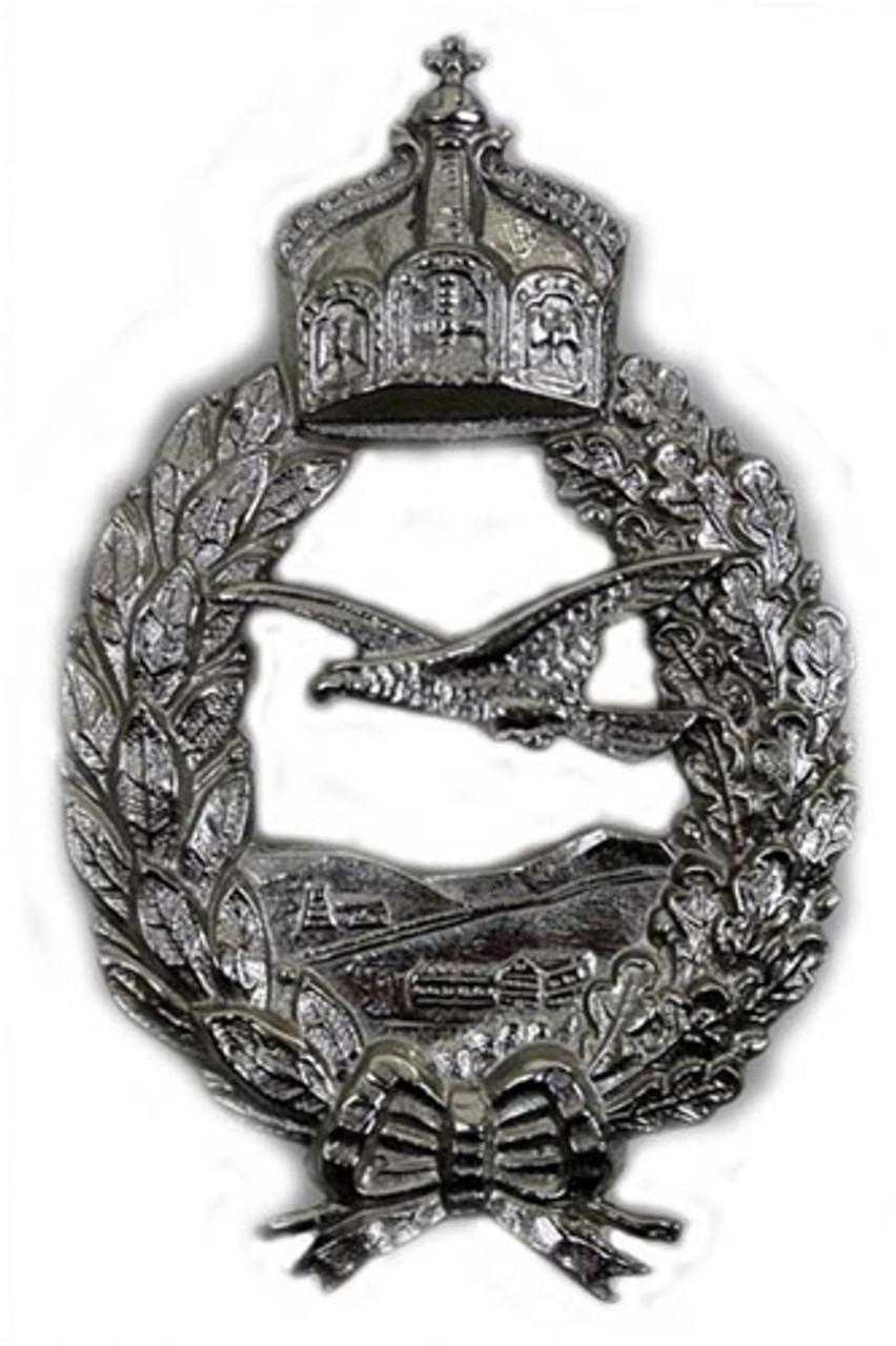 Imperial German Pilot Commemorative Badge from Hessen Antique