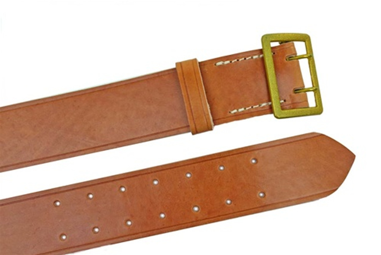 General's Leather Belt from Hessen Antique