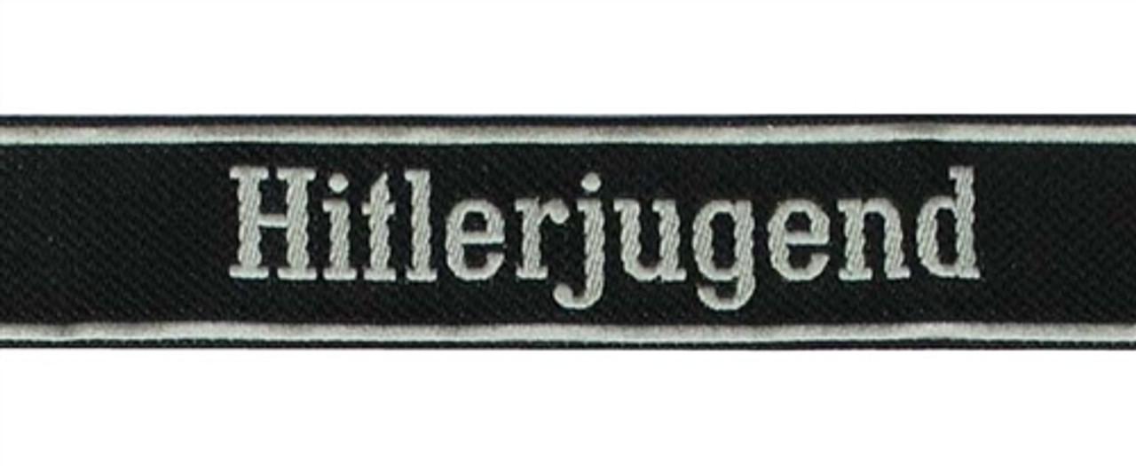Waffen SS Cuff Titles - BeVo