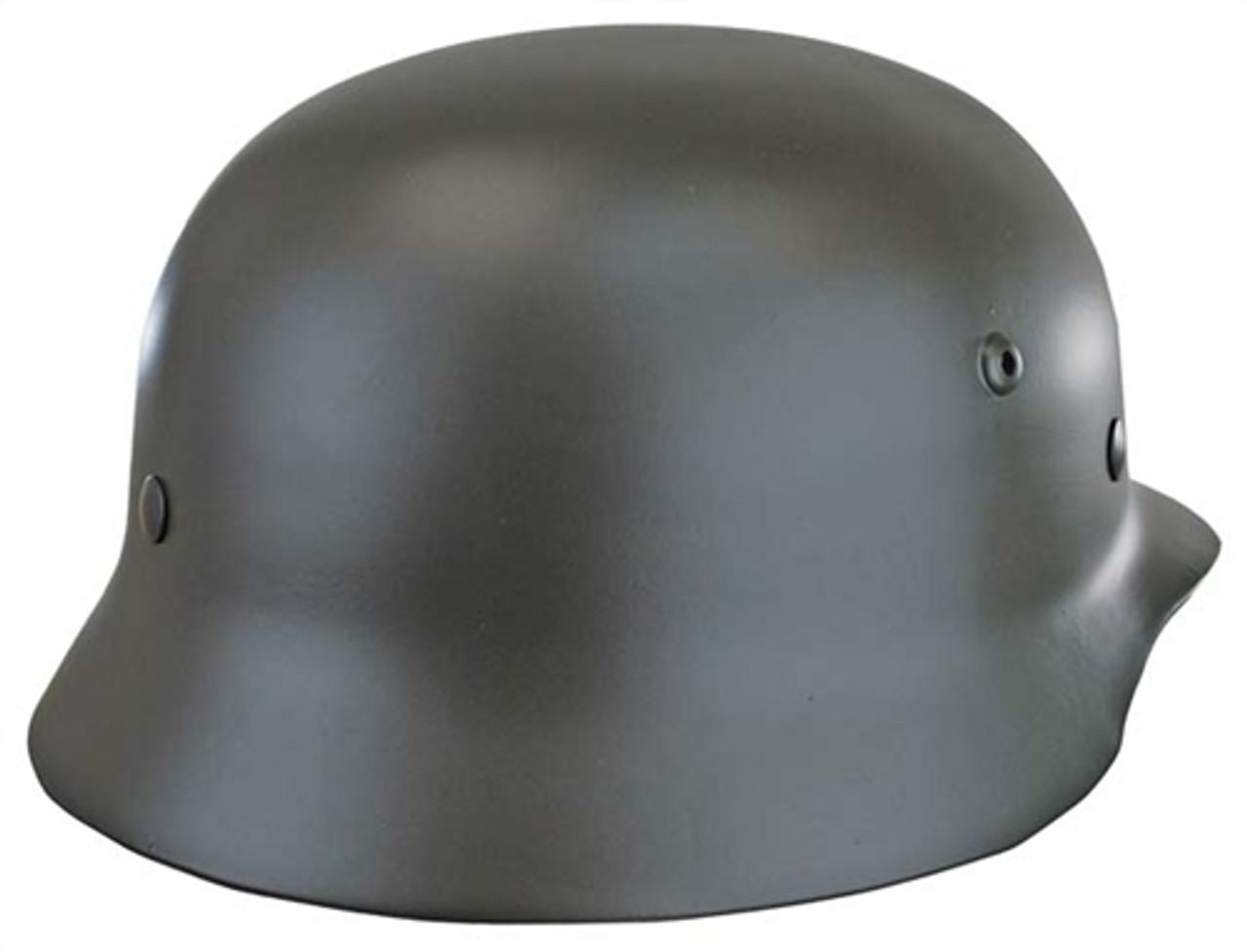 Reproduction M35 German Helmet Hessen Antique