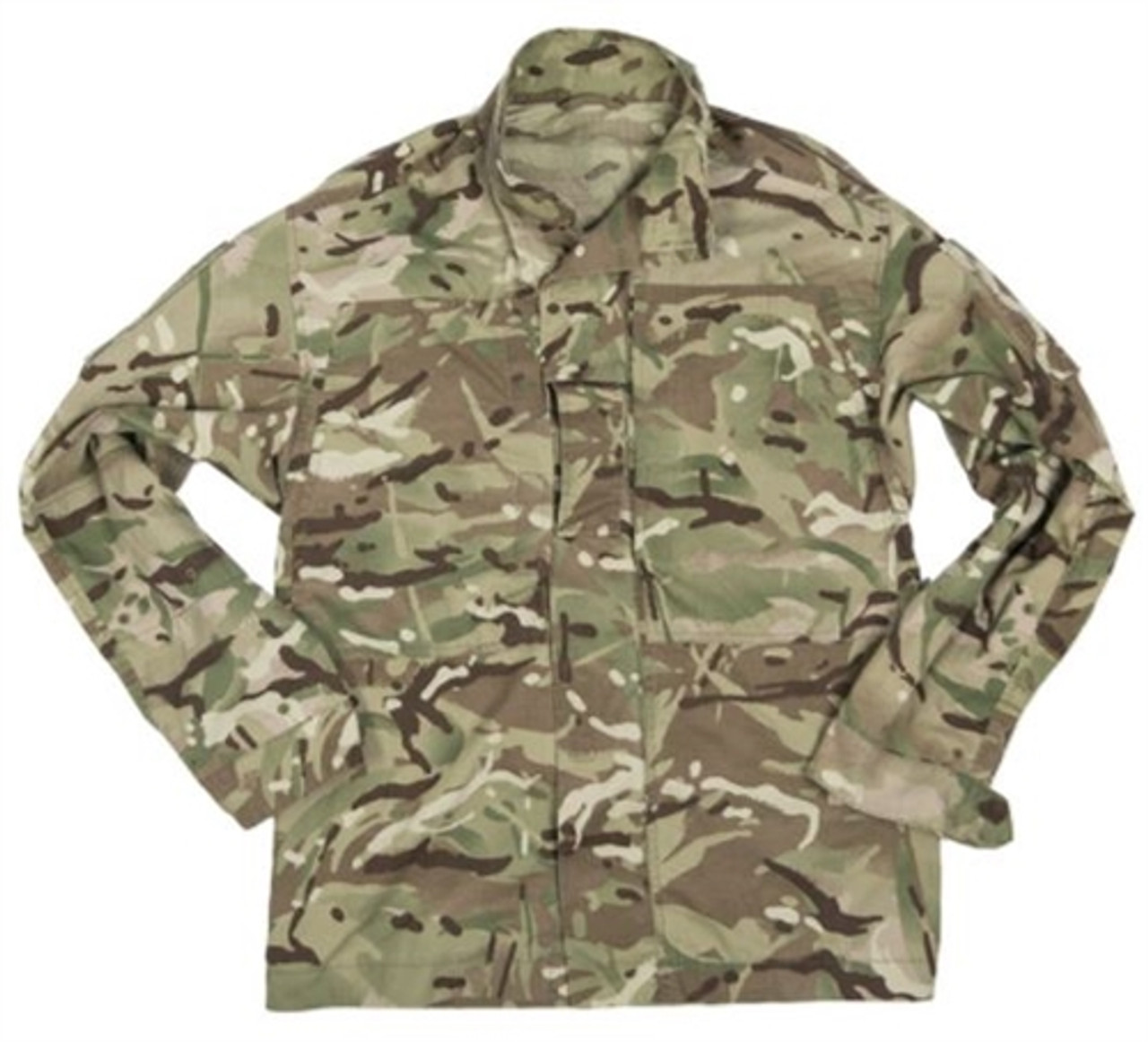British MTP Camo Field Jacket  from Hessen Antique Militaria