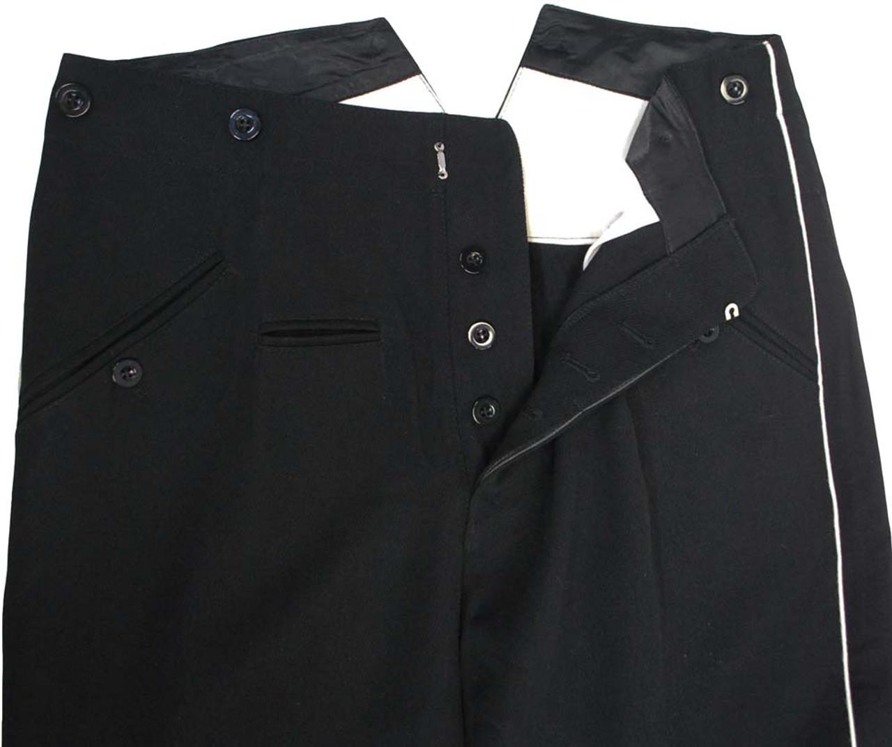 SS M32 Officer Gabardine Trousers