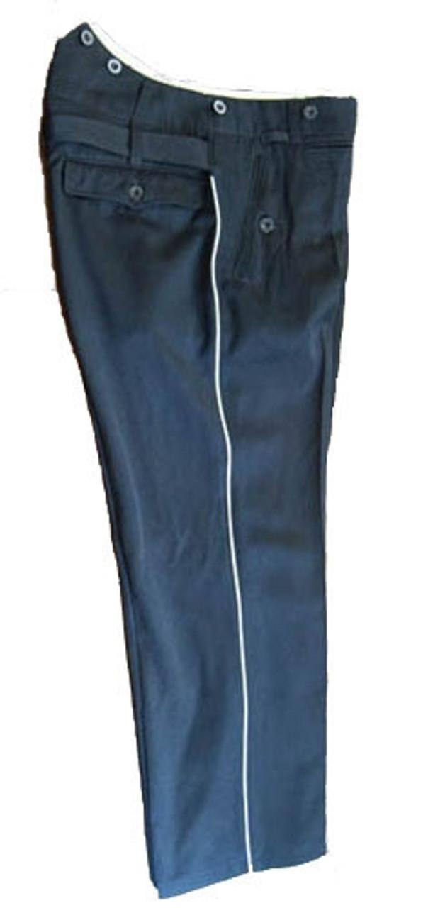 SS M32 Officer Gabardine Trousers from Hessen Antique