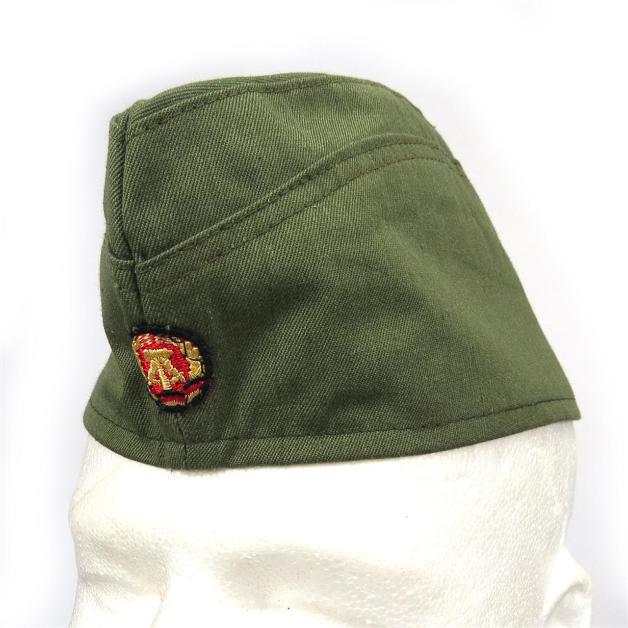 East German Army Summer Field Cap New New from Hessen Surplus