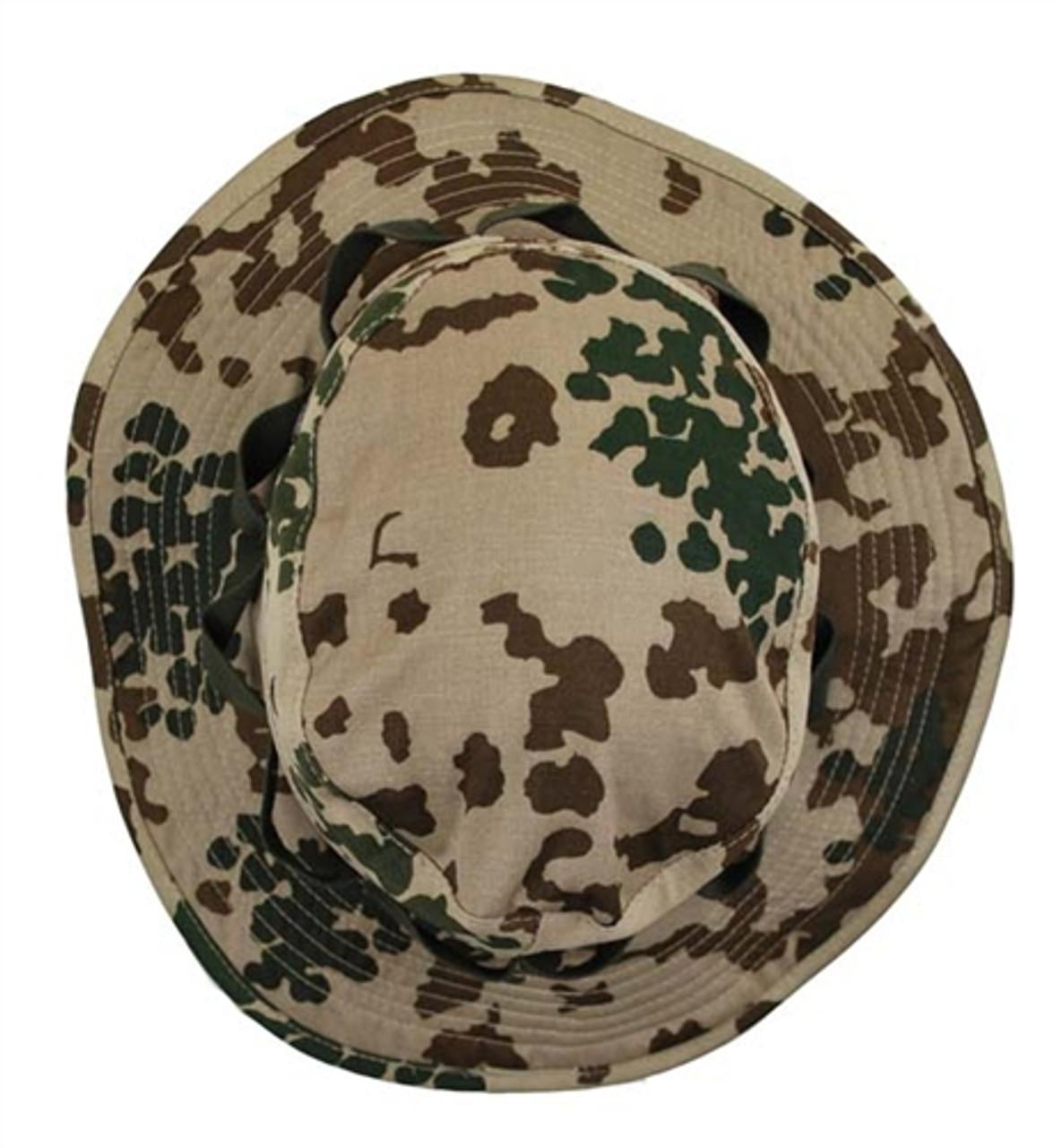 Bundeswehr Desert Boonie Hat from Hessen Antique