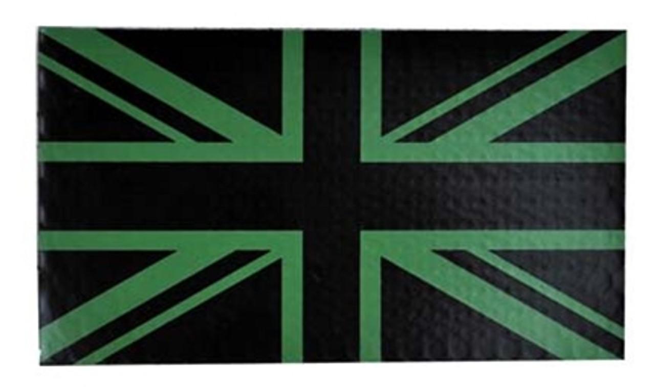 IR British Flag Insignia from Hessen Antique