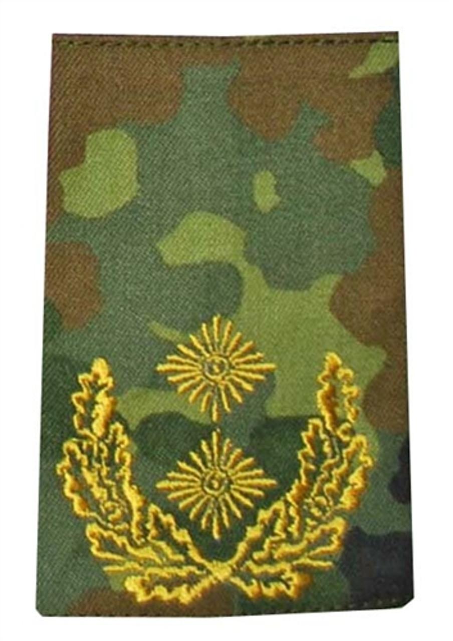 Bundeswehr Bundeswehr Flecktarn Rank Insignia from Hessen Antique