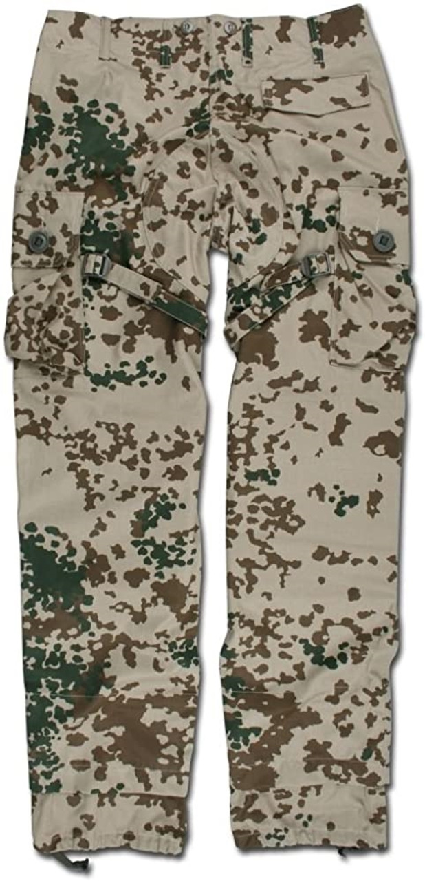 KSK Tactical Combat Trousers - Tropical Flecktarn from Hessen Antique