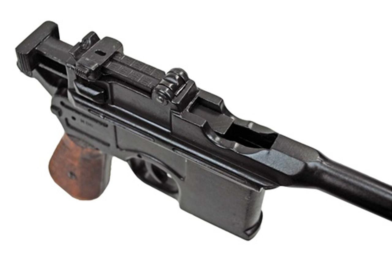 1896  Mauser Pistol from Hessen Antique