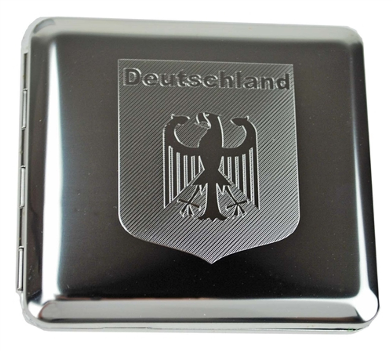 German Cigarette Case - Deutschland from Hessen Antique