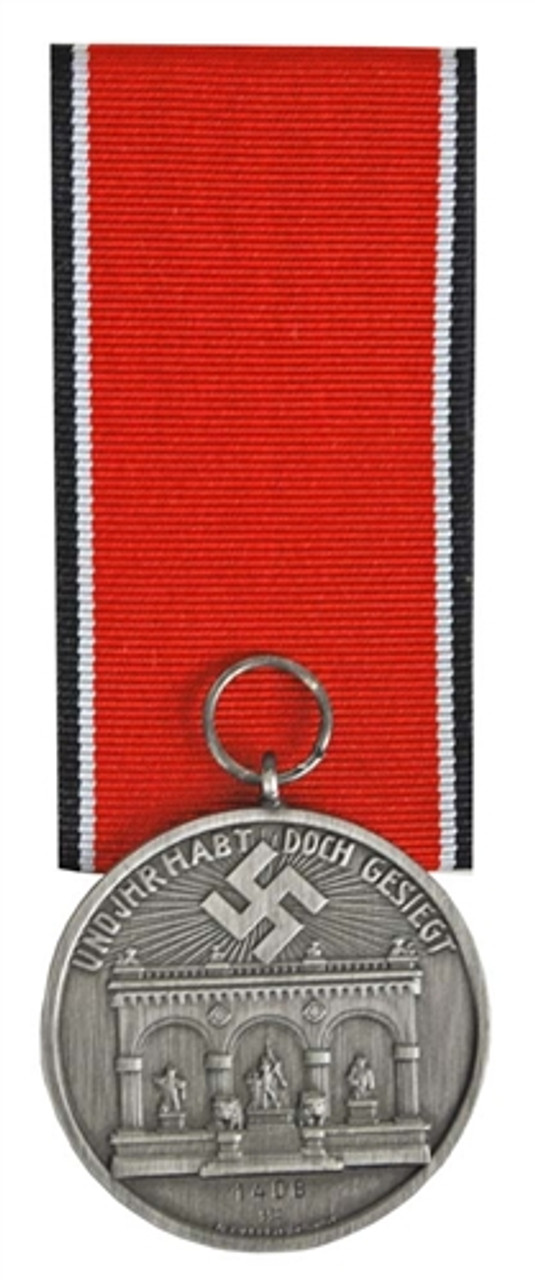 Blood Order Medal from Hessen Antique
