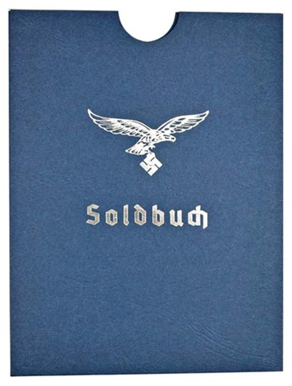 Soldbuch Protective Sleeve  - Luftwaffe
