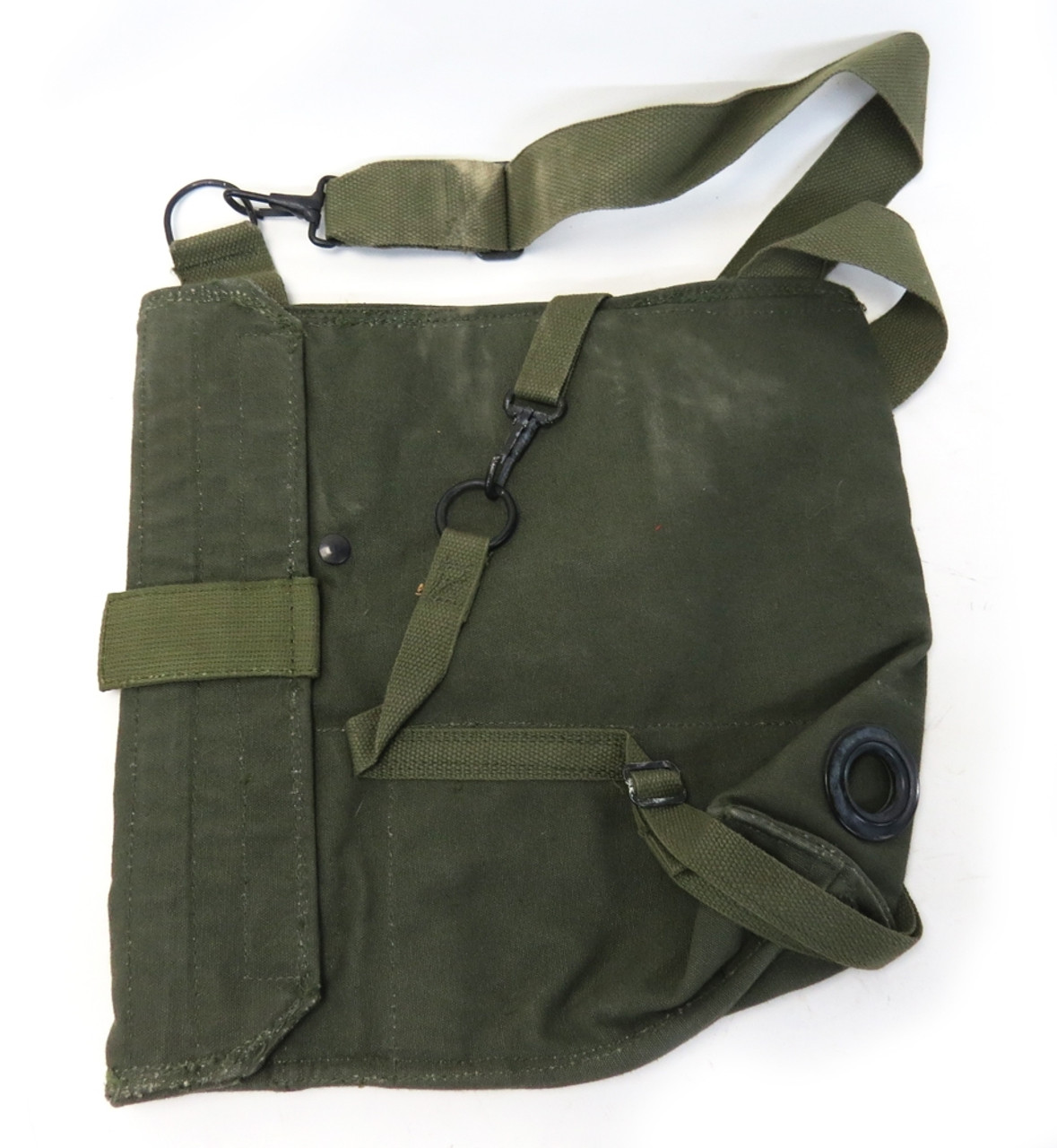 GI M24 Gas Mask Bag from Hessen Antique
