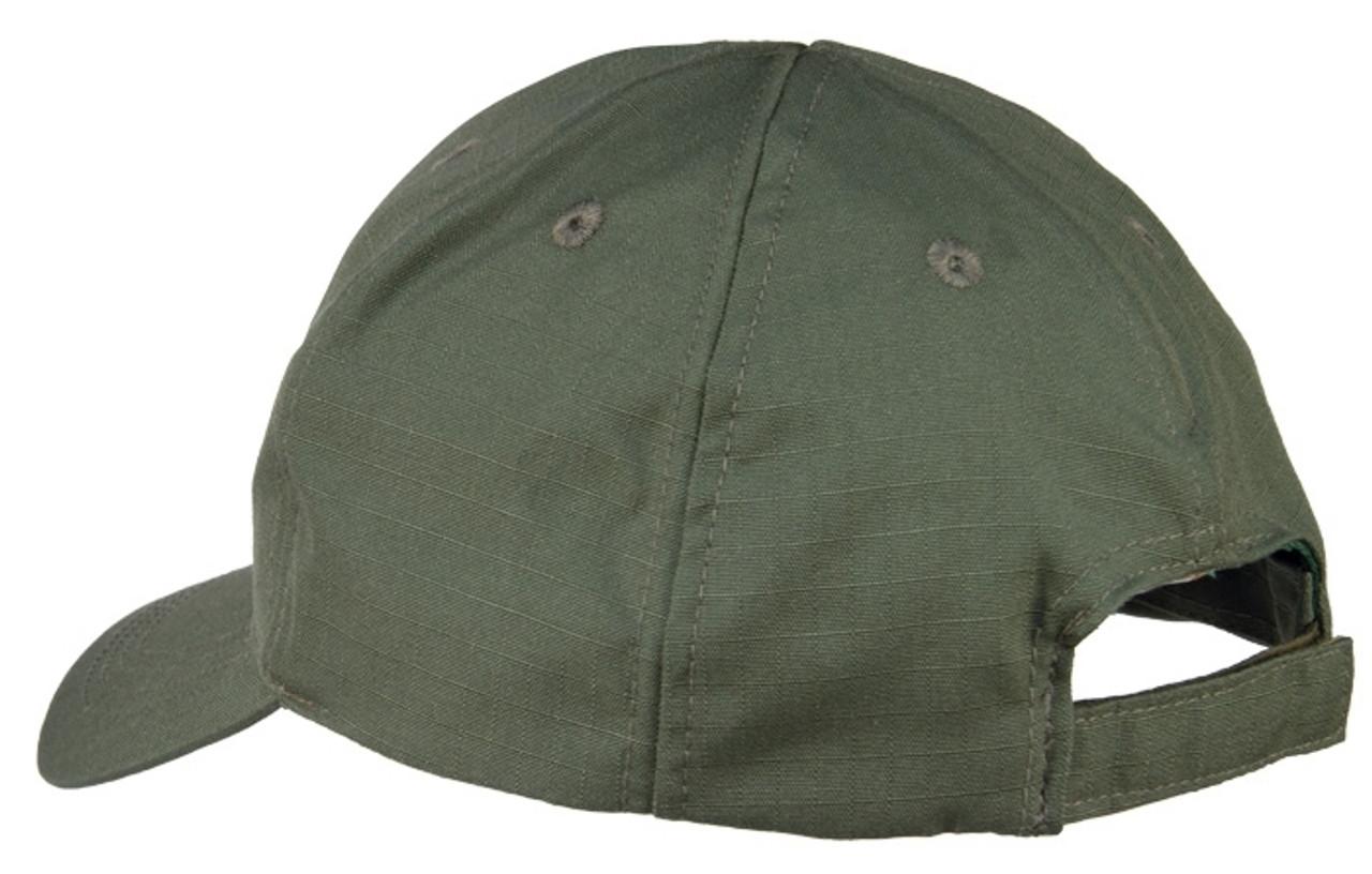 Tactical Base Cap - Black from Hessen Antique