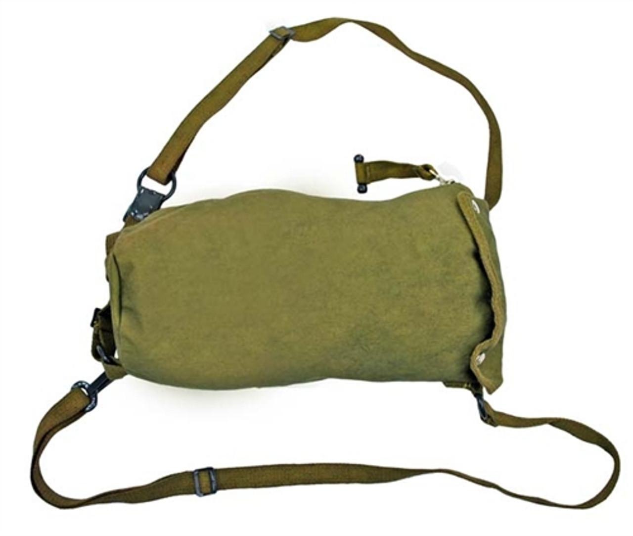 Fallschirmjäger Gas Mask Bag from Hessen Antique