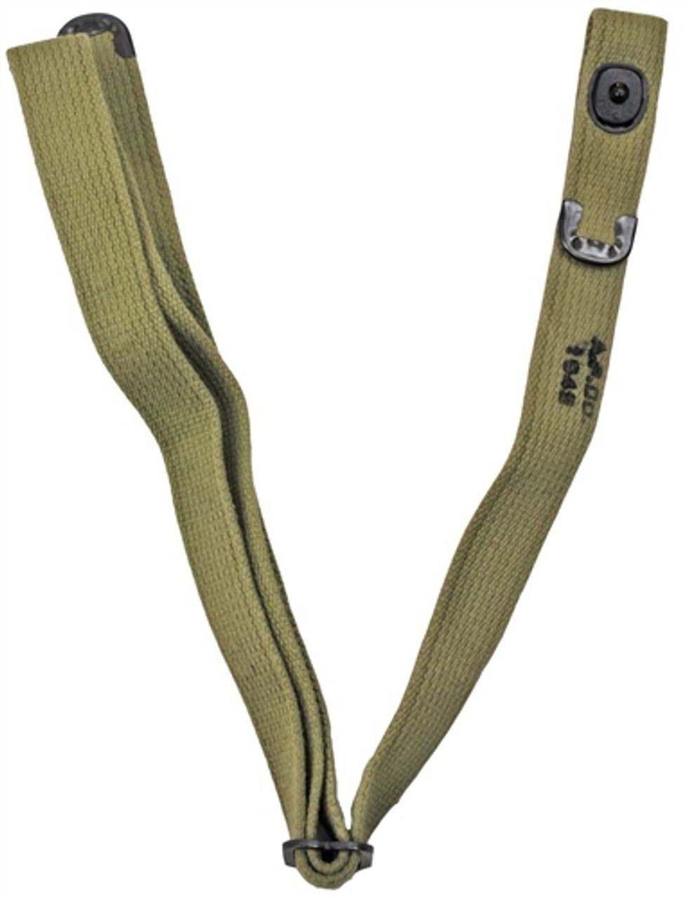 WWII USGI M1 Carbine Sling - One Only from Hessen Antique