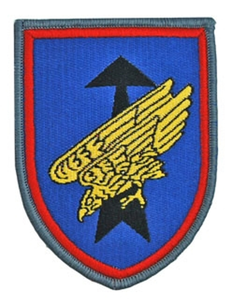 Bw 26th Airborne Brigade Shoulder Patch - New from Hessen Antique