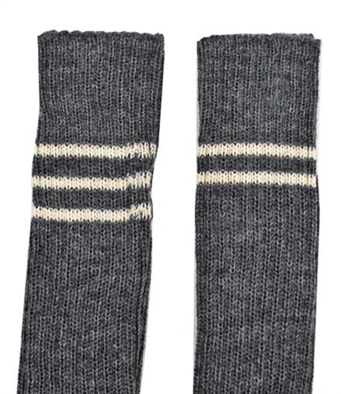 German Military Wool Socks from Hessen Antique