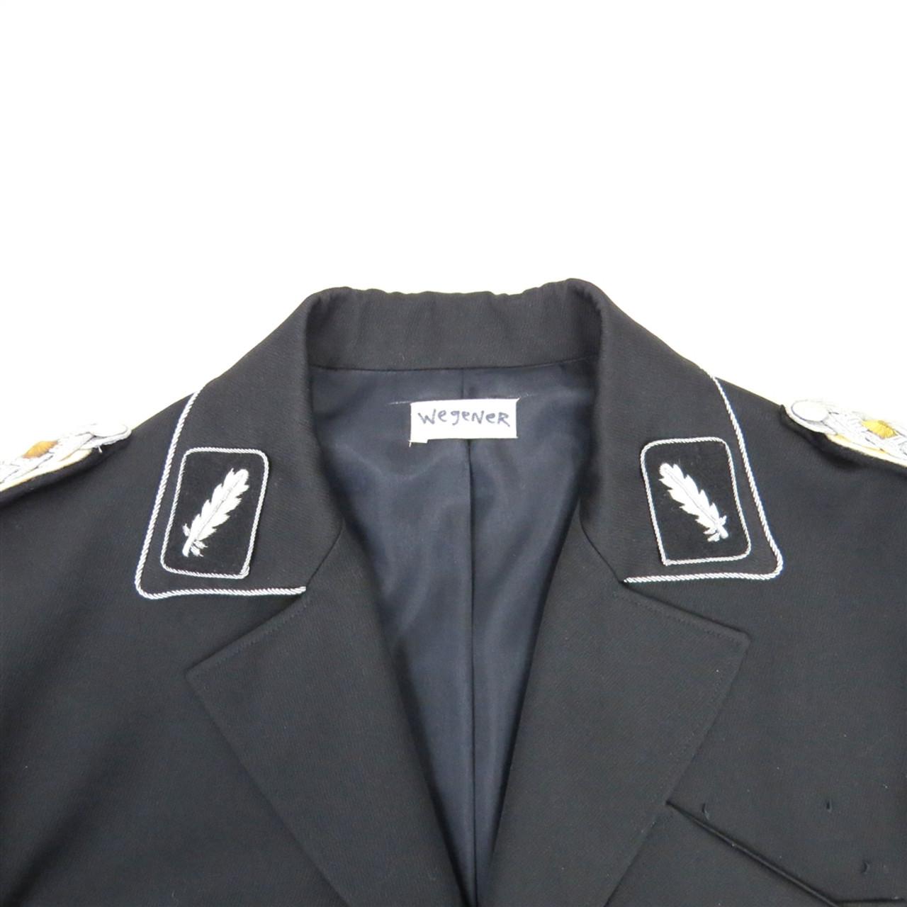 Fictional SS-Sturmbannführer Uniform From Major TV Series from Hessen Antique